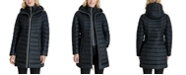 Michael Kors Hooded Packable Down Puffer Coat, Created for Macy's