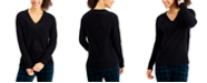 Charter Club V-Neck Sweater, Created for Macy's