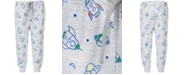 First Impressions Baby Boys Rocket-Print Jogger Pants, Created for Macy's