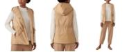 Eileen Fisher Hooded Vest