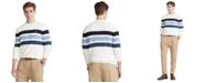 Polo Ralph Lauren Men's Striped Cotton Crewneck Sweater