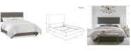 Skyline Irene Upholstered Bed - Twin