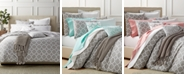Charter Club Geometric Dove Bedding Collection, Created for Macy's
