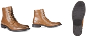 Unlisted Men's Blind Sided Wingtip Perforated Boots