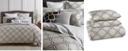 Charter Club CLOSEOUT! Outlined Geo 3-Pc. Full/Queen Comforter Set, Created for Macy's