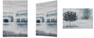 Furniture Norma Landscapes Frameless Painting, Quick Ship