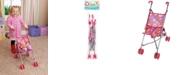 Redbox Toysmith Doll Umbrella Stroller