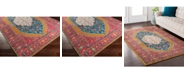 """Surya CLOSEOUT! Anika ANI-1014 Bright Pink 18"""" Square Swatch"""