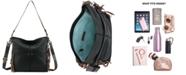 The Sak Ashland Leather Bucket Hobo