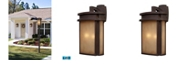 ELK Lighting 2 Light Sconce in Clay Bronze - LED, 800 Lumens (1600 Lumens Total) with Full Scale Dimming Range