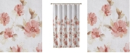 Saturday Knight Ltd. Misty Floral Shower Curtain