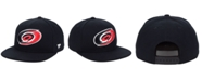 Authentic NHL Headwear Carolina Hurricanes Basic Fan Snapback Cap