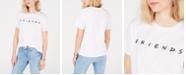 Love Tribe Juniors' Friends Cotton Graphic T-Shirt