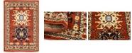 "Bridgeport Home Charvi Chr1 Terracotta 2' 2"" x 3' Area Rug"