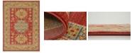 Bridgeport Home Harik Har1 Red 8' x 11' Area Rug