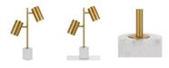 AFLighting AF Lighting Derry Two-Light Table Lamp