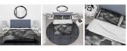 Design Art Designart 'Mast Of Columbine Collage' Traditional Duvet Cover Set - Queen