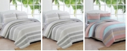 American Home Fashion Estate Delray 2 Piece Quilt Set Twin