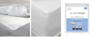 AllerEase 2-in-1 Twin Mattress Pad with Removable Washable Top Pad