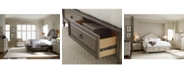 Furniture Barclay Storage Bed Collection