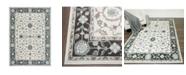 Global Rug Designs Bridgeport Home York YOR03 Area Rug Collection
