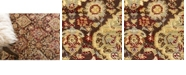 Bridgeport Home Passage Psg7 Brown Area Rug Collection