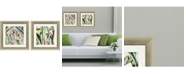 """Paragon Picture Gallery Paragon Stella I Framed Wall Art Set of 2, 26"""" x 26"""""""