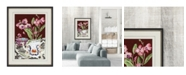 """Paragon Picture Gallery Paragon Elegant II Framed Wall Art, 32"""" x 24"""""""