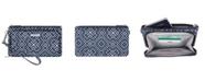 Travelon RFID Blocking Phone Clutch Wallet