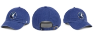 '47 Brand Minnesota Timberwolves CLEAN UP Strapback Cap