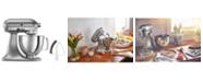 KitchenAid Artisan Series 5-Quart Tilt-Head Stand Mixer with Flex Edge Beater Bundle Set KSM150FE
