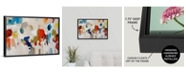 "GreatBigCanvas 24 in. x 16 in. ""Gum Drop"" by  Sydney Edmunds Canvas Wall Art"