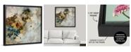 "GreatBigCanvas 36 in. x 36 in. ""French Flowers"" by  Jodi Maas Canvas Wall Art"
