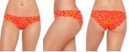 Salt + Cove Juniors' Cherry on Top Printed Ruffled Hipster Bikini Bottoms, Created for Macy's