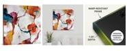 "GreatBigCanvas 'Carnival' Canvas Wall Art, 24"" x 24"""