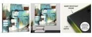 """GreatBigCanvas 16 in. x 16 in. """"Chance"""" by  Joshua Schicker Canvas Wall Art"""