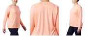 Columbia Plus Size PFG Tidal Tee II Omni-Shade T-Shirt