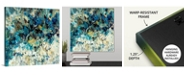 "GreatBigCanvas 16 in. x 16 in. ""Pompeii Floral"" by  Jodi Maas Canvas Wall Art"