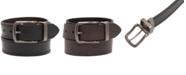 Levi's Men's Embossed Reversible Belt