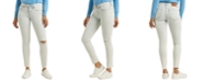 Lucky Brand Lolita Low-Rise Ripped Skinny Jeans