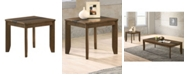 Furniture of America Sesia Two-Tone End Table