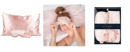 Kitsch Pink Satin Sleep 3pc Gift Set