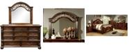Furniture of America Perrena Traditional Mirror