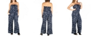 24seven Comfort Apparel Women's Plus Size Jumpsuit