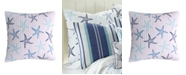 Levtex Maui Stripe Reversible Full/Queen Quilt Set