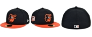 New Era Baltimore Orioles Plate Patch 59FIFTY Cap