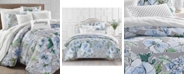 Charter Club Floral Blooms 300-Thread Count Bedding Collection, Created for Macy's