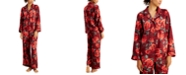 INC International Concepts INC Satin Pajama & Headband 3pc Set, Created for Macy's