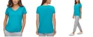 DKNY Jeans V-Neck T-Shirt