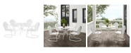 Crosley Tulip 5 Piece Outdoor Dining Set